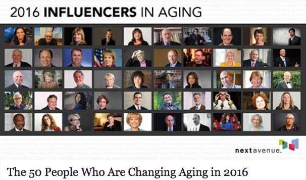 Ashton Applewhite: Influencer of the Year: The revolution against ageism begins now