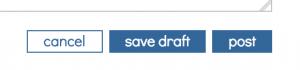 save a draft