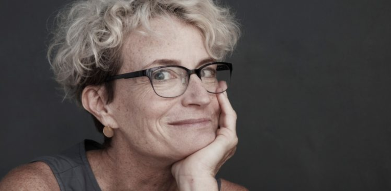"""Claim Your Age"": Ashton Applewhite Gets Fired Up About Aging & The Workplace"