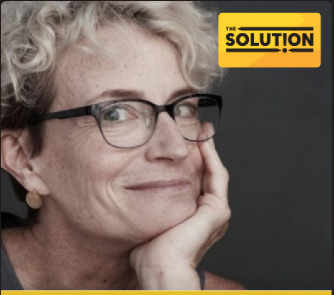 Interview on The Solution podcast