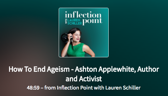 Interview on Inflection Point with Lauren Schiller, KALW