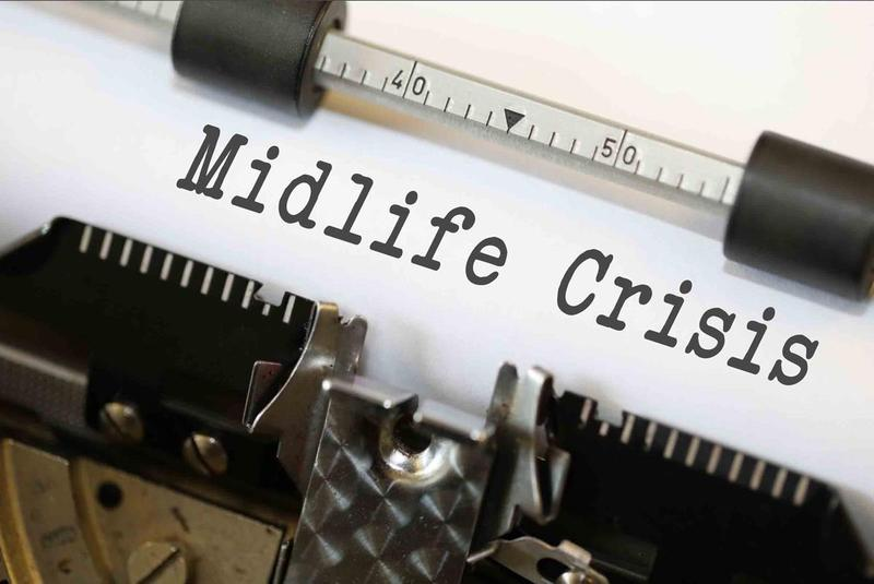 "NPR's Where We Live interview ""Is Your Midlife Crisis Really a Crisis?"""