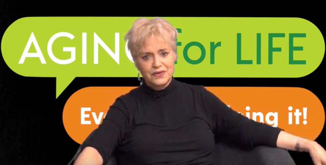 interview, Aging For Life, Season 1 Episode 1: What is Ageism?