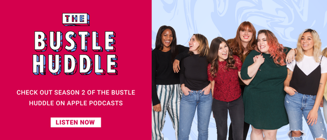 podcast, Why Should I Not Be Afraid Of Getting Older? on The Bustle Huddle