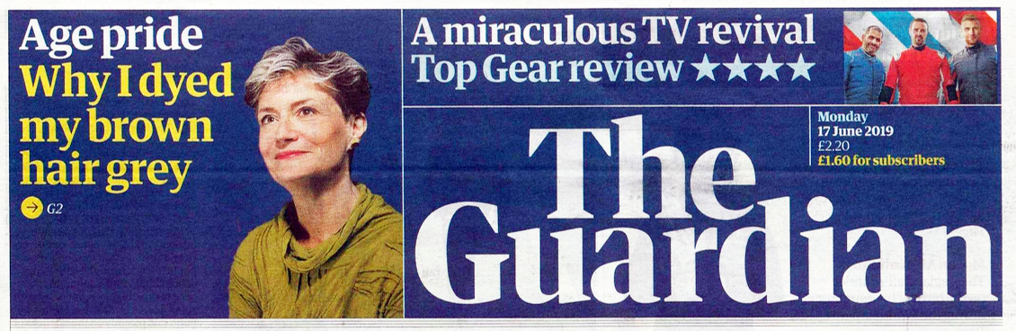 interview, The Guardian