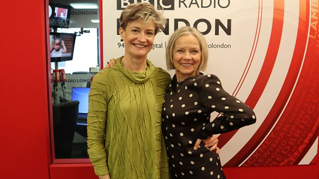interview, BBC Radio London with Jo Good