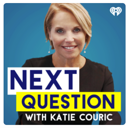 "podcast, Next Question with Katie Couric ""Is ageism getting old?"""