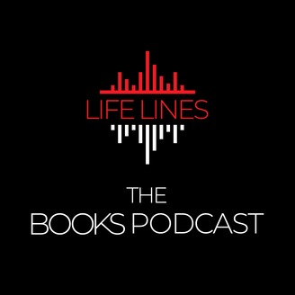 interview, Life Lines The Books podcast