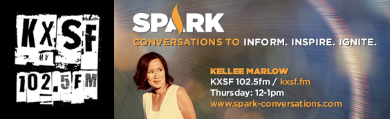 interview with Kellee Marlow on KXSF 102.5 FM