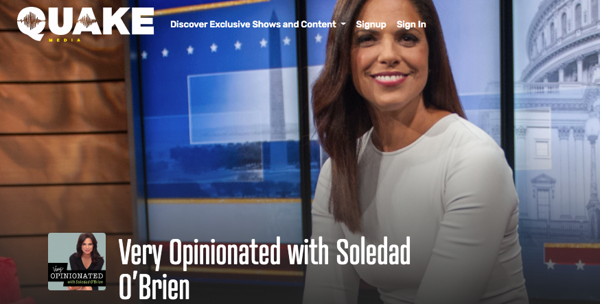 Very Opinionated with Soledad O'Brian