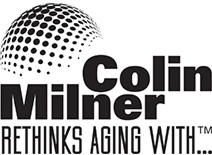 podcast, Colin Milner rethinks aging with Ashton Applewhite